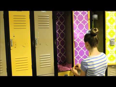 Bling your Locker with LLZ by Locker Lookz