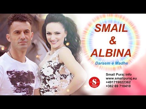 Smail Puraj & Albina -  DARSEM E MADHE (official audio 2017)
