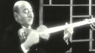 "Persian Music: ""Segah Scale"" by Maestro Bahram Mansurov on Azari Tar    سه گاه بهرام منصورف"