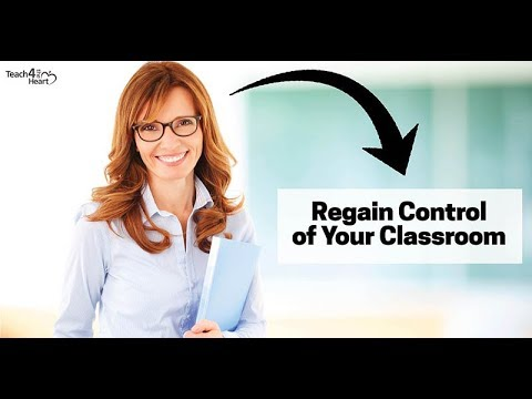 Classroom Management Solutions training