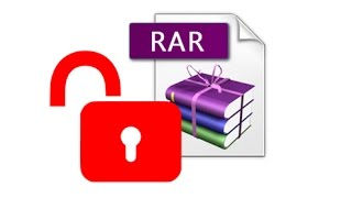 How to recover or crack a password protected rar or zip file