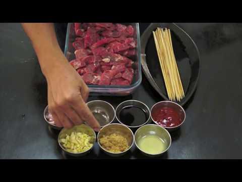 BBQ Beef Pinoy Style Recipe - Philippines Filipino 