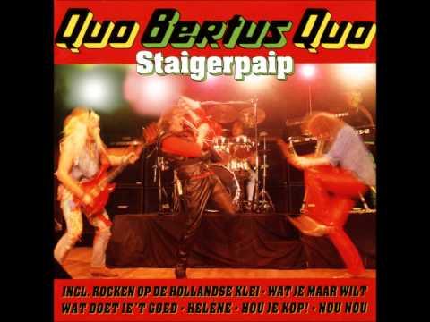 Bertus Staigerpaip - De Handelaar (Quo Bertus Quo)