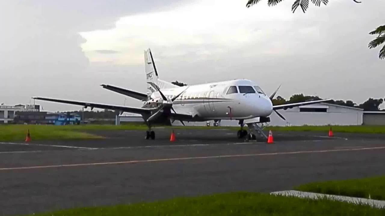 Aeropuerto Internacional de Ilopango MSSS TAG Airlines