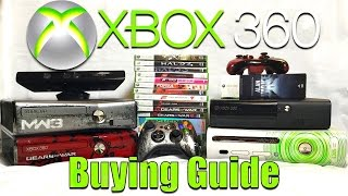 XBOX 360 BUYING GUIDE & Great Games w/ Barnacules(A brand new 2016 BUYING GUIDE for the Microsoft Xbox 360 game console with accessories and best games to get day 1! Metal Jesus & Jerry Barnacules talk ..., 2016-06-10T12:52:54.000Z)