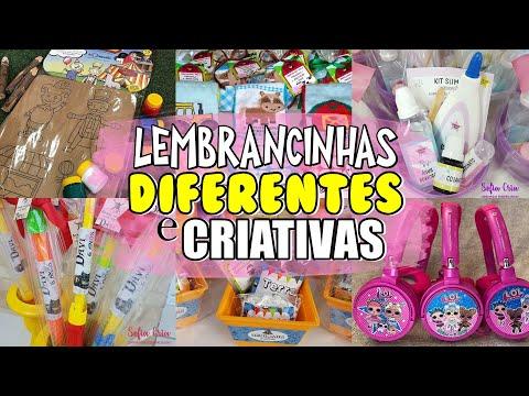LEMBRANCINHAS DE FESTA