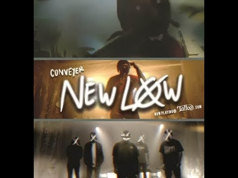 """CONVEYER debut new video for """"NEW LOW"""" off album No Future + tour dates!"""