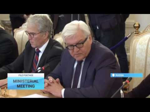 Lavrov-Steinmeier Meeting: Germany calls on Russia and Ukraine to prevent conflict escalation