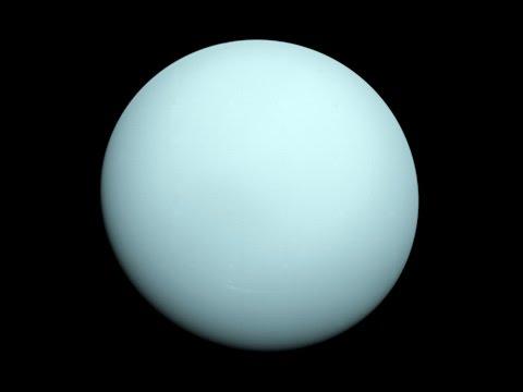 Our Solar System's Planets: Uranus
