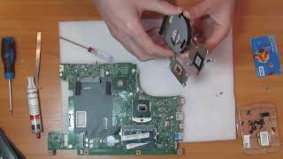 Разборка и чистка Lenovo B590 (Cleaning and Disassemble Lenovo B590)(Как разобрать и почистить Lenovo B590 (Cleaning and Disassemble Lenovo B590), 2015-03-13T19:29:39.000Z)