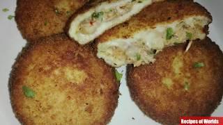 Chicken Bread Pockets Recipe, Ramadan Recipe, #2019Ramadan #Iftarspecial