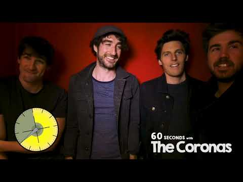 The Coronas Interview | 60 Seconds With... FM104