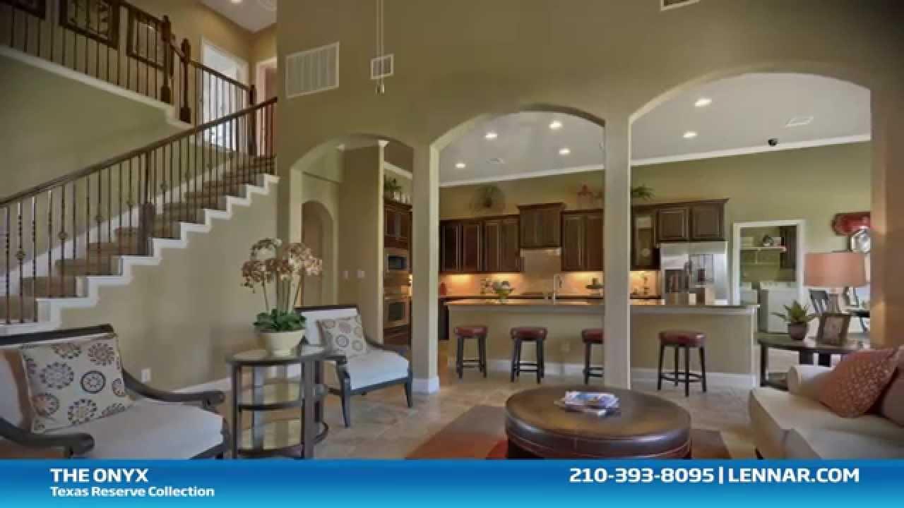 Lennar Homes Floor Plans Texas Home Plan