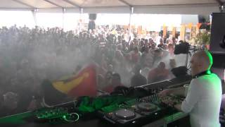 Andain - Summer Calling (Airwave Club Mix) Live @ Luminosity Beach Festival