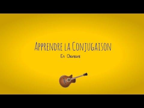 Apprendre la Conjugaison en Chantant || Vive le temps des verbes (OFFICIEL)