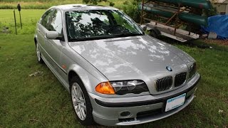 Install / Code BMW e46 Alarm - 330i 330xi 330ci 328i 328ci 325i 325xi 325ci 325ti 323i