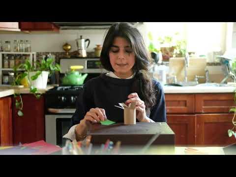 Make a Garden with Maryam joon!