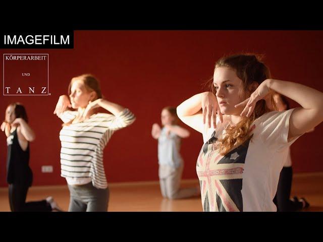 Körperarbeit und Tanz - Modern Dance | Imagefilm 2017 | Alva Studios [HD]