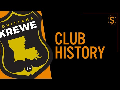 Louisiana Krewe FC | Club History