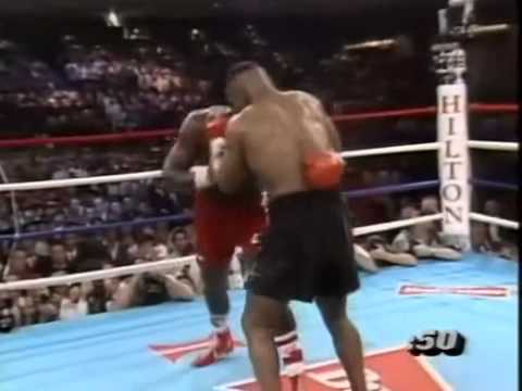 Mike Tyson vs Frank Bruno I   Mike Tyson Best Fight