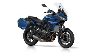 New Yamaha Tracer 700 GT - First impressions