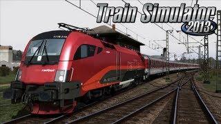 Train Simulator 2013 Gameplay/ Scenario [HD] Rail Works 4 2013 Part 1