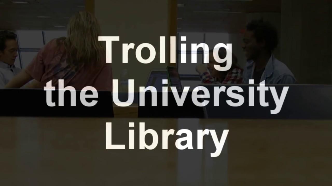 big boobs in the library? (speaker prank) - youtube