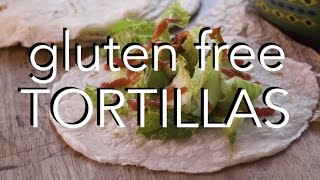 Gluten Free Tortillas - Fat Free, Super Simple Hclf Vegan Recipe