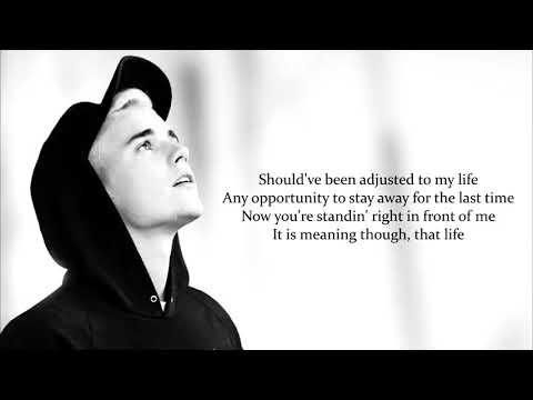 Justin Bieber - Hard 2 Face Reality (Lyrics) [Extended Version]