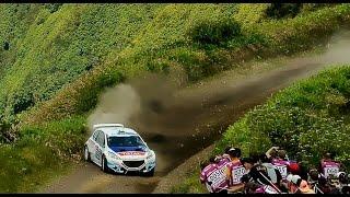 ERC Rallye Açores Volcano Stage Full HD