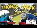 SUPER FAST THOMAS  -   VR Toy Train Simulator - Frantic Lines - Part 22