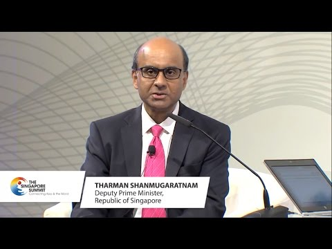 Dialogue With DPM Tharman