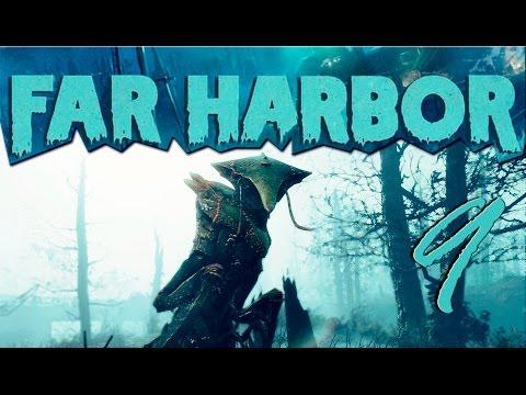 "Fallout 4 ""Far Harbor"" | En Español | Capitulo 9 ""Marea sangrientra"""