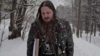 Darkthrone - Fenriz on drum sound (english subtitles)