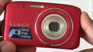 видео Обзор фотоаппарата LUMIX DMC- S2