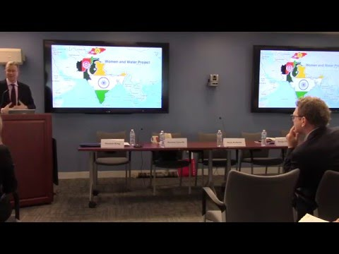 Opening Remarks: Women and Water in Central Asia and South Asia (WWCASA)