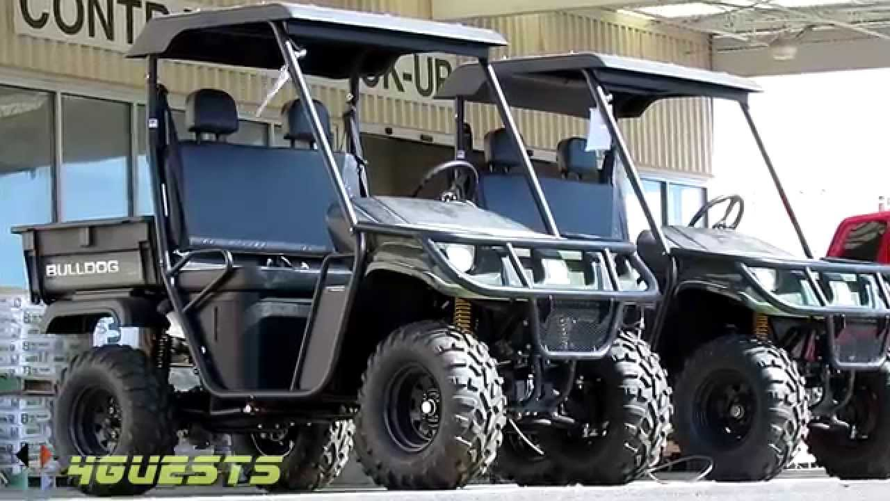small resolution of utility vehicle american sportworks bulldog bd700 4x4 utv youtubebulldog bd 700 subaru