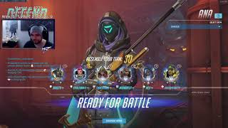 Overwatch Ana God mL7 Showing His Sick Gameplay Tricks