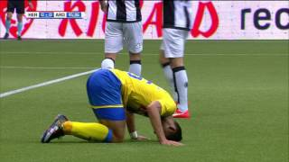 Heracles Almelo - FC Arouca | 28-07-2016 | Samenvatting