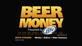 BEER MONEY Producer  (2013-2015)  Cleveland / Cincinnati -  DEMO REEL