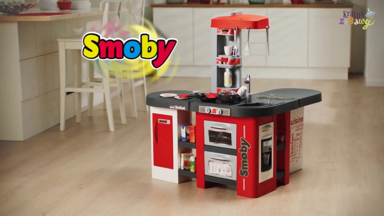 Smoby Kuchnia Mini Tefal Studio Xxl Bubble 311025 Www