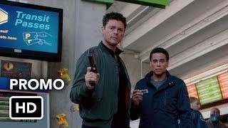 "Almost Human 1x08 Promo  ""You Are Here""  NEW HD"