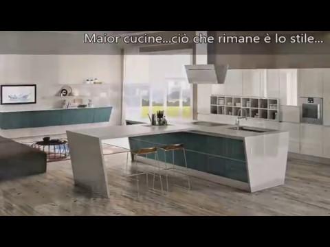 Cucine laccate lucide italiane componibili youtube - Cucine componibili italiane ...