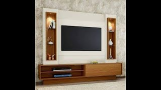 Best Modern Tv Cabinet Design For Living Room/bedroom On Wall 2019 | Tv Cabinet Designs
