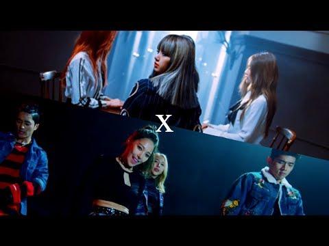 《MASHUP》 BLACKPINK / K.A.R.D - WHISTLE X Oh NaNa (Hidden. HUR YOUNG JI)