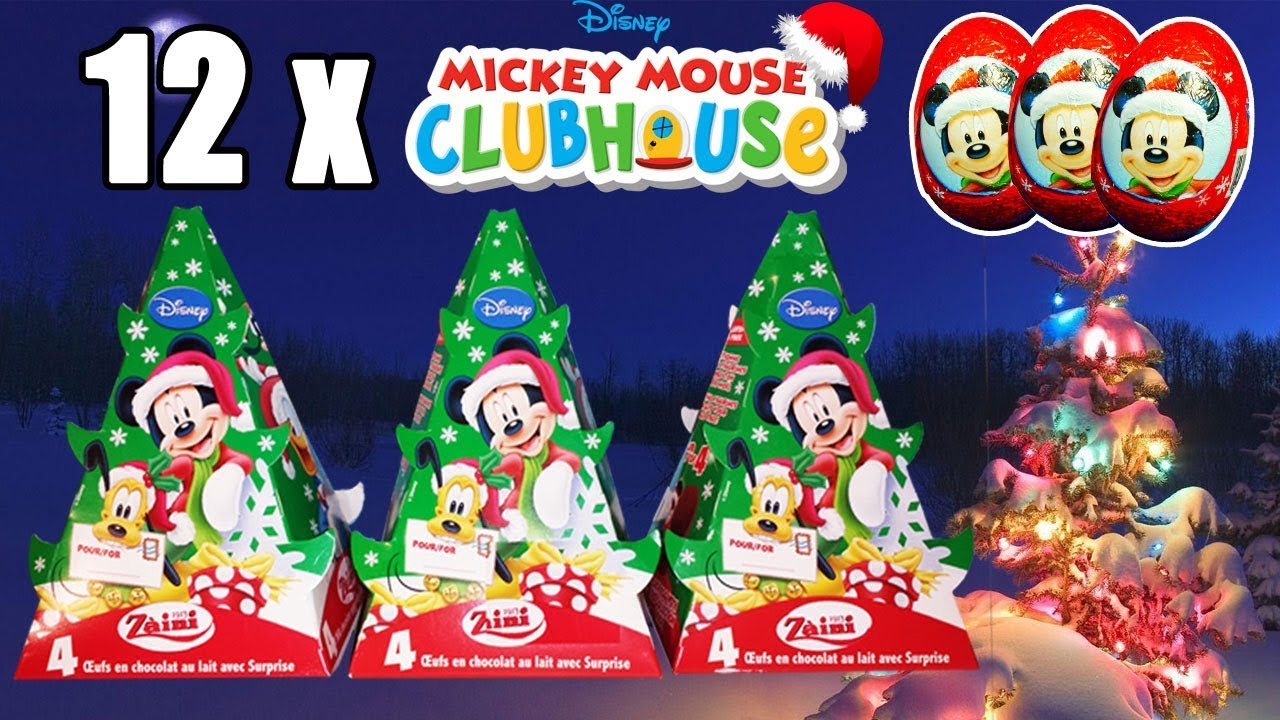 mickey mouse clubhouse cartoons youtube - Youtube Mickey Mouse Christmas