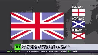 Iconic Union Jack makeover looms as Scotland Independence referendum nears