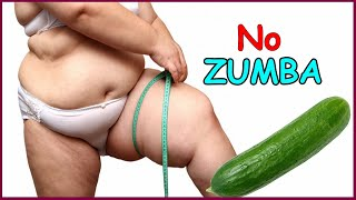 How to Lose Weight Fast With Cucumbers! No Strict Diet No Workout!