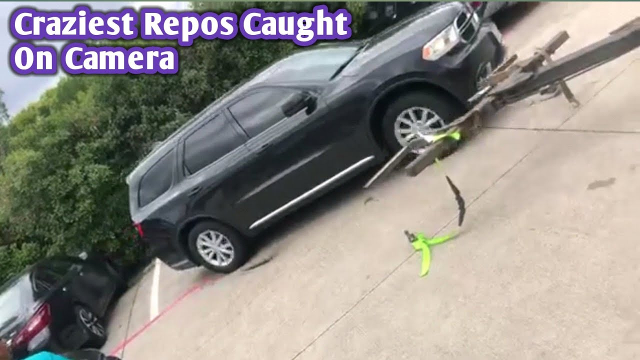 Repos Caught on Camera | Repos Gone Wrong