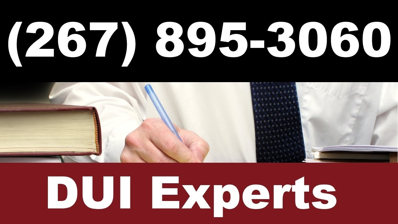Bucks County PA DUI Attorneys | 267-895-3060 | DUI Lawyers in Doylestown
